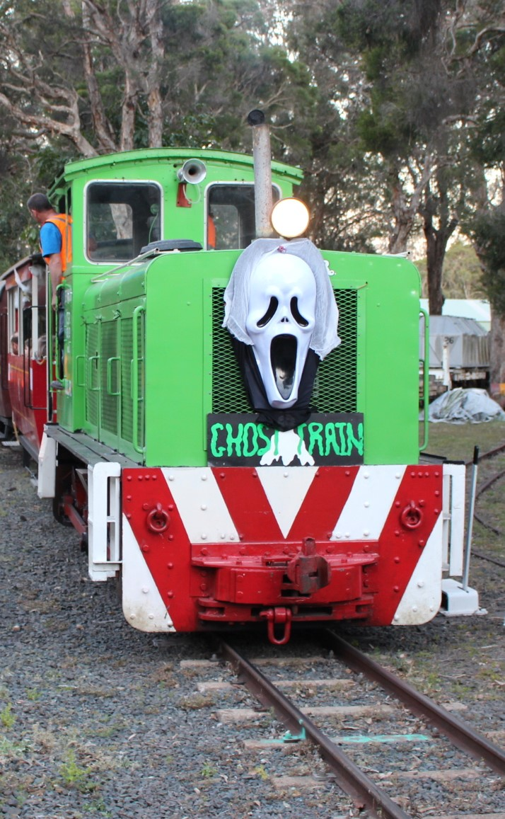 Ghost Train Cancelled