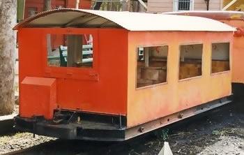 South Clifton Mine Car