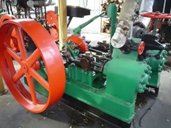 Twin Cylinder Horizontal Winch