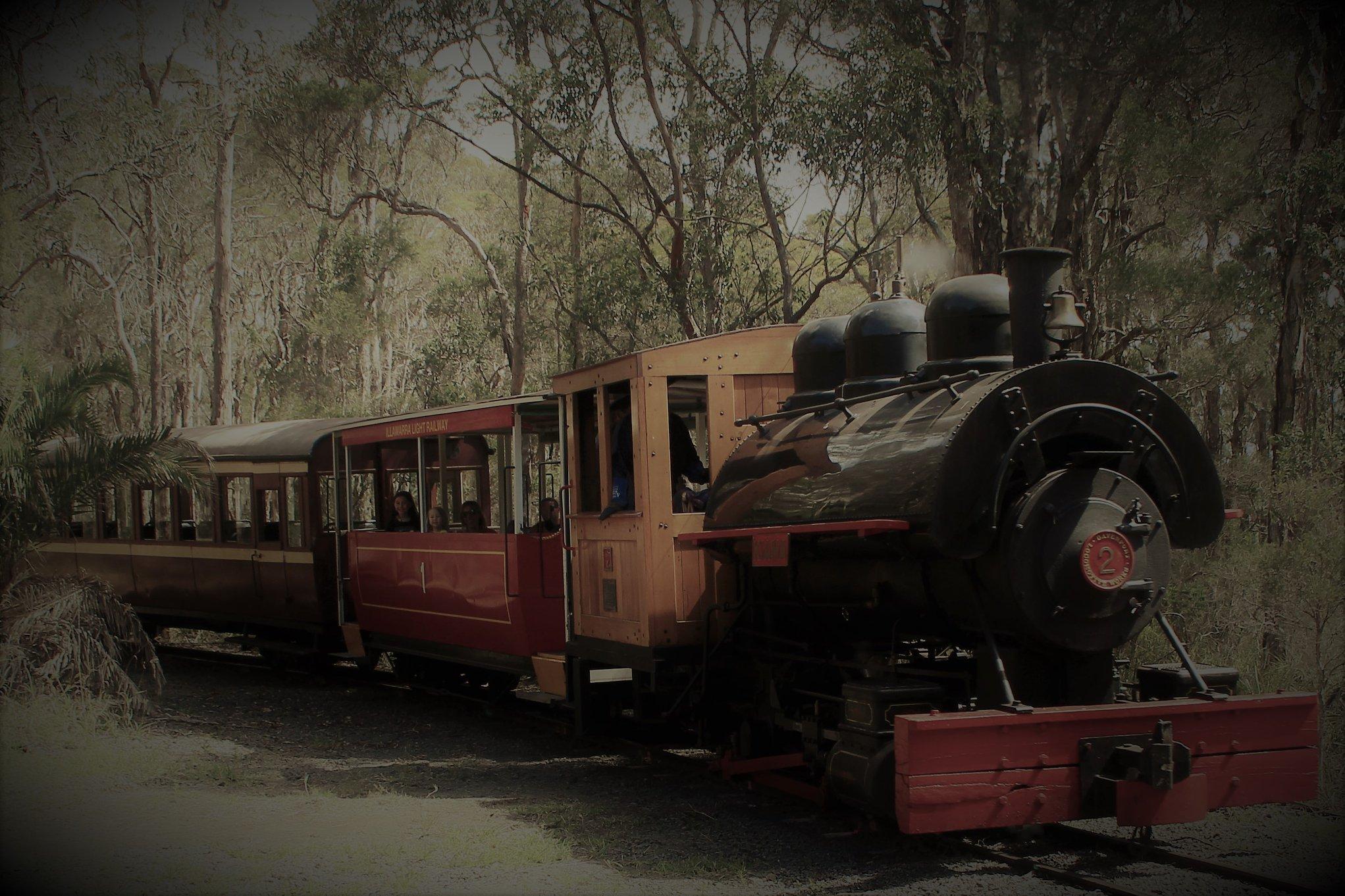 The Tracks of Terralong